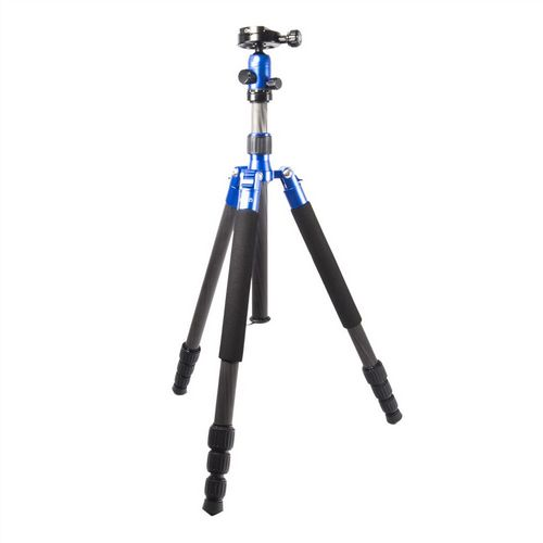 SRB 25mm On-It Carbon Fibre Tripod Blue